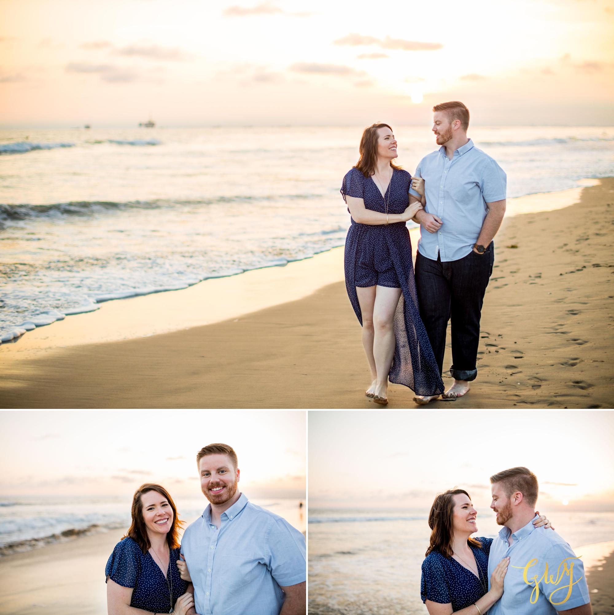 Cristina + David's Huntington Beach Central Park Romantic Sunset Engagement Session by Glass Woods Media 16.jpg