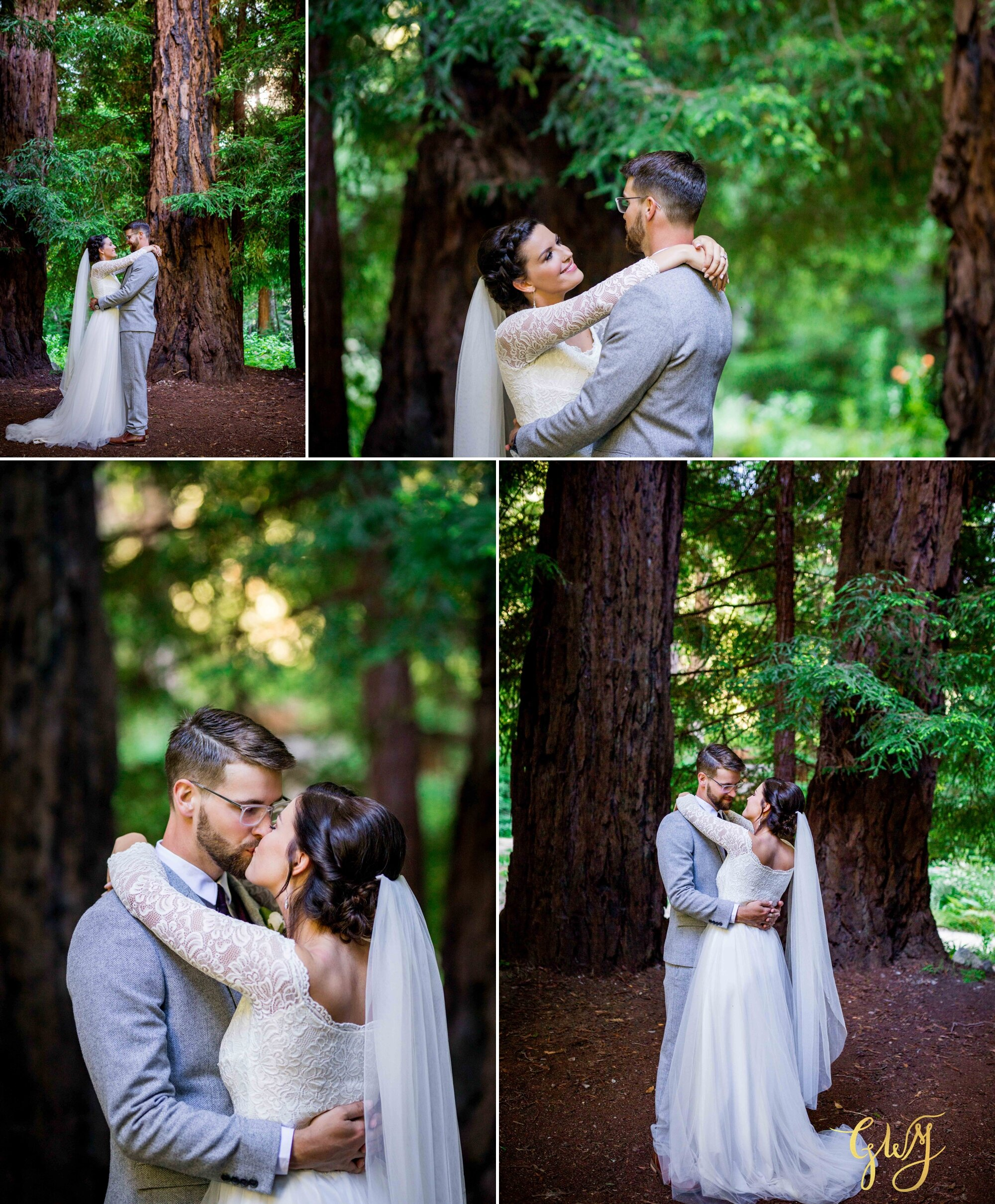 Casey + Jordan's Intimate Big Sur Elopement in the Redwoods by Glass Woods Media - 2 5.jpg