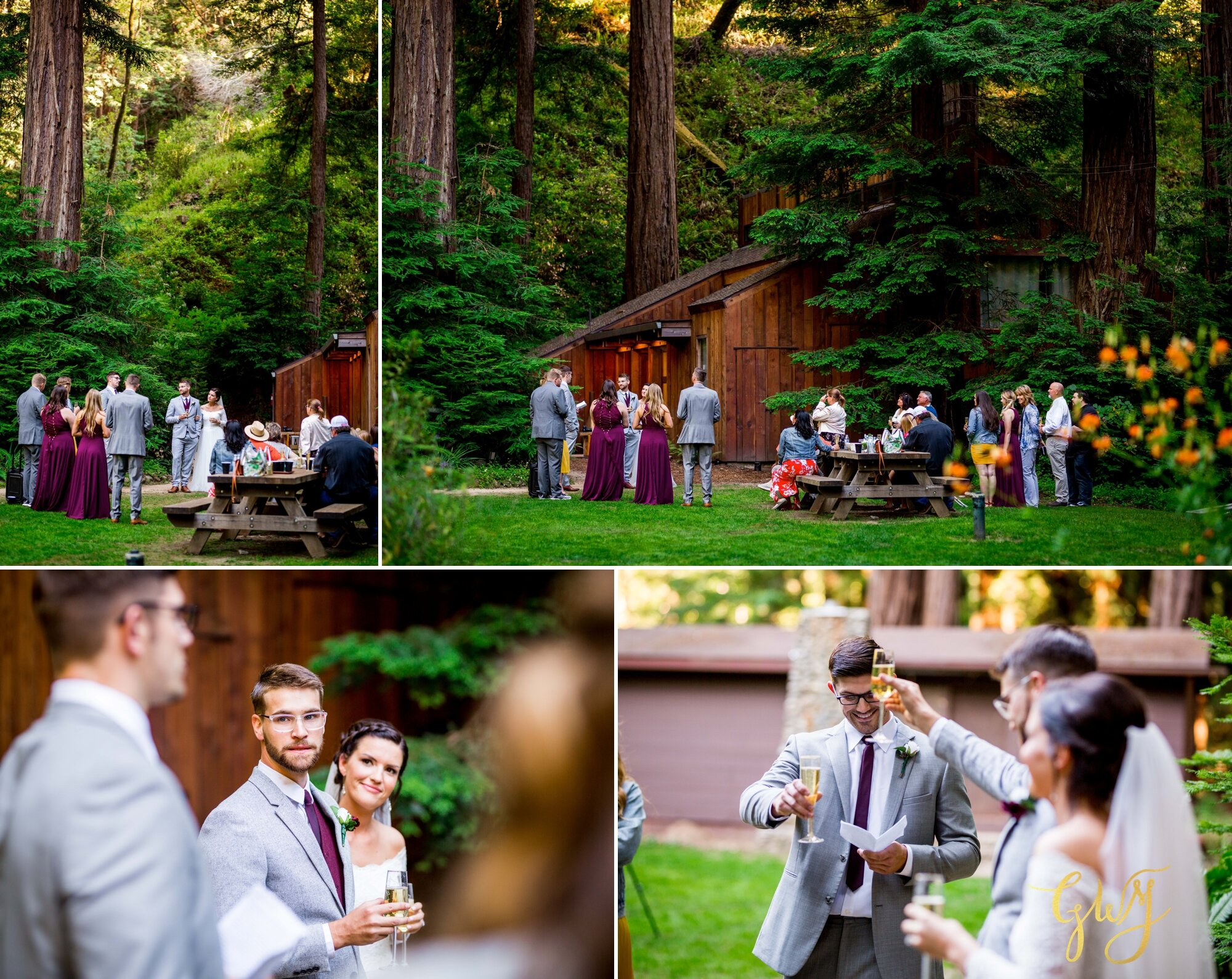 Casey + Jordan's Intimate Big Sur Elopement in the Redwoods by Glass Woods Media - 2 10.jpg