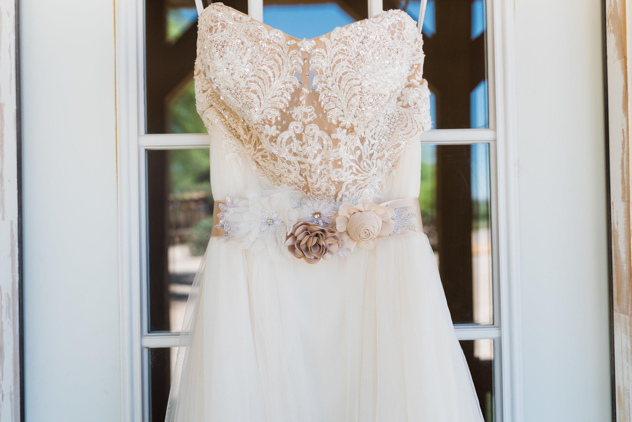 Queen Creek Arizona Wedding Photographer wedding dress