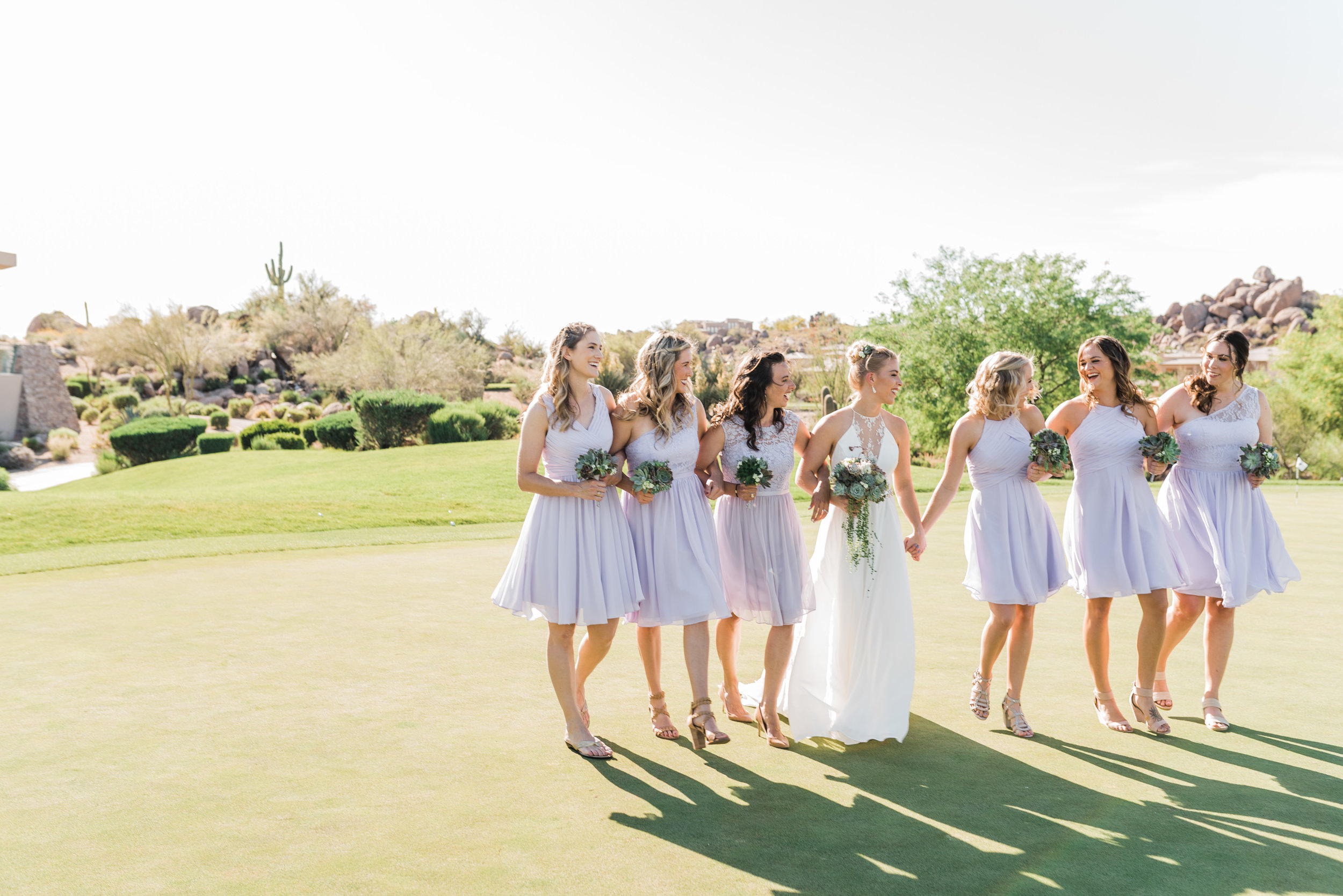 Scottsdale Arizona Weddin Photographer Troon North