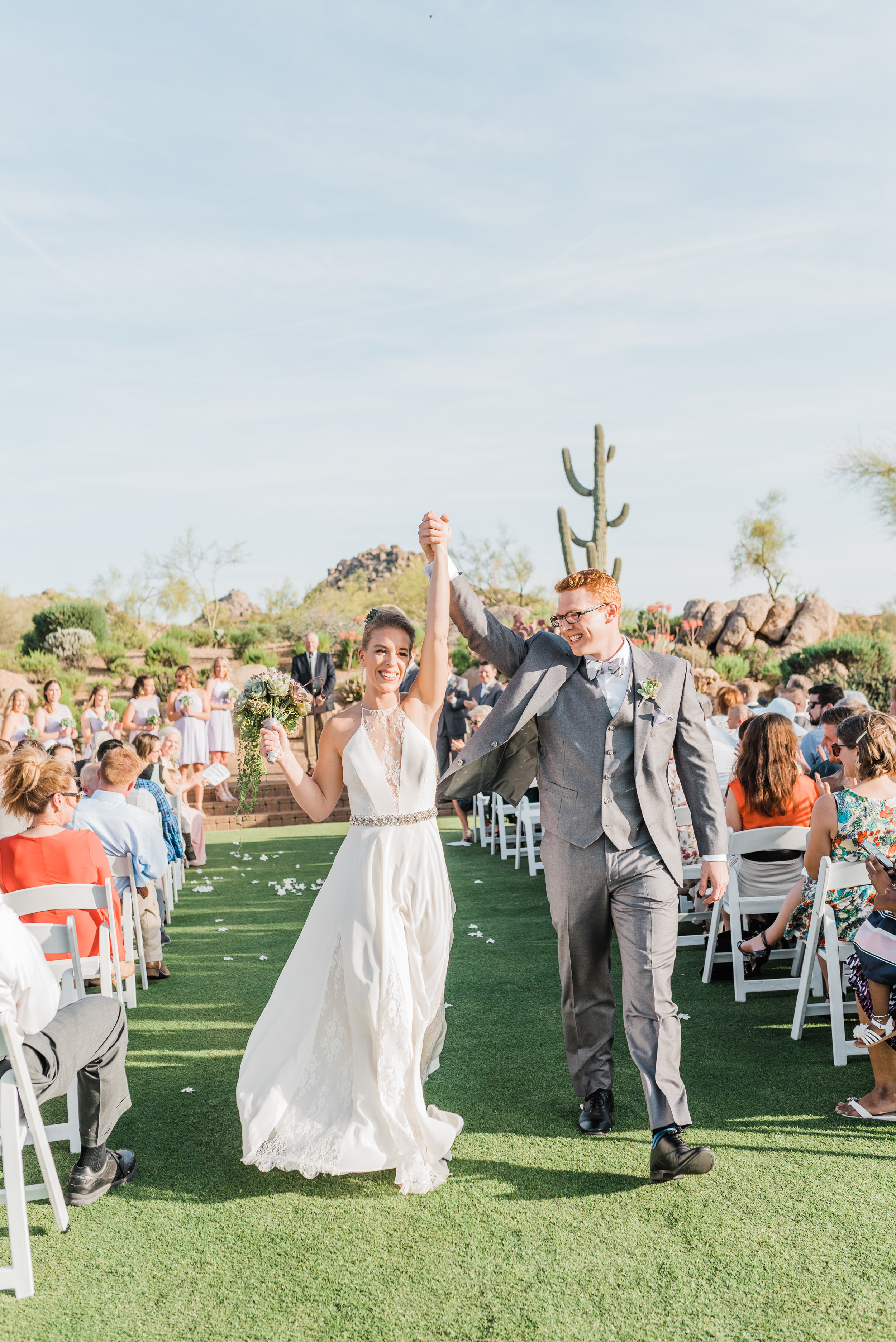 Scottsdale Arizona Wedding Photographer Troon North