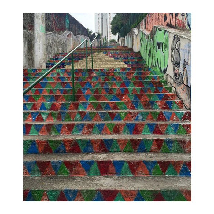 Escadaria Sumaré