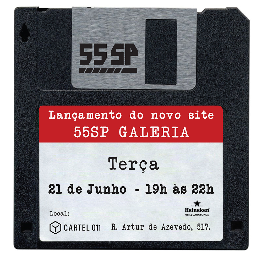 convite 55SP