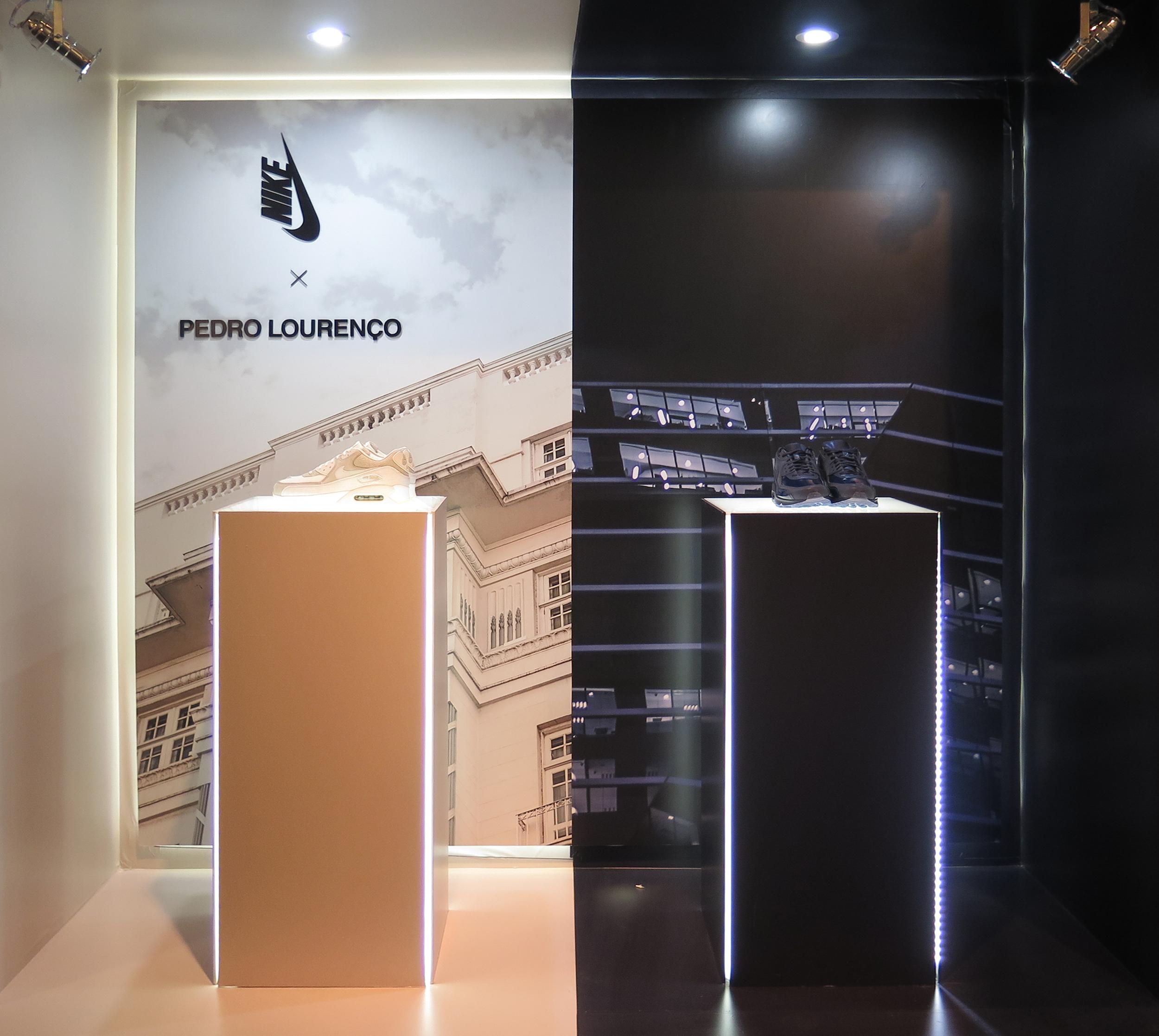 Pocket shop Nikelab X Pedro Lourenço