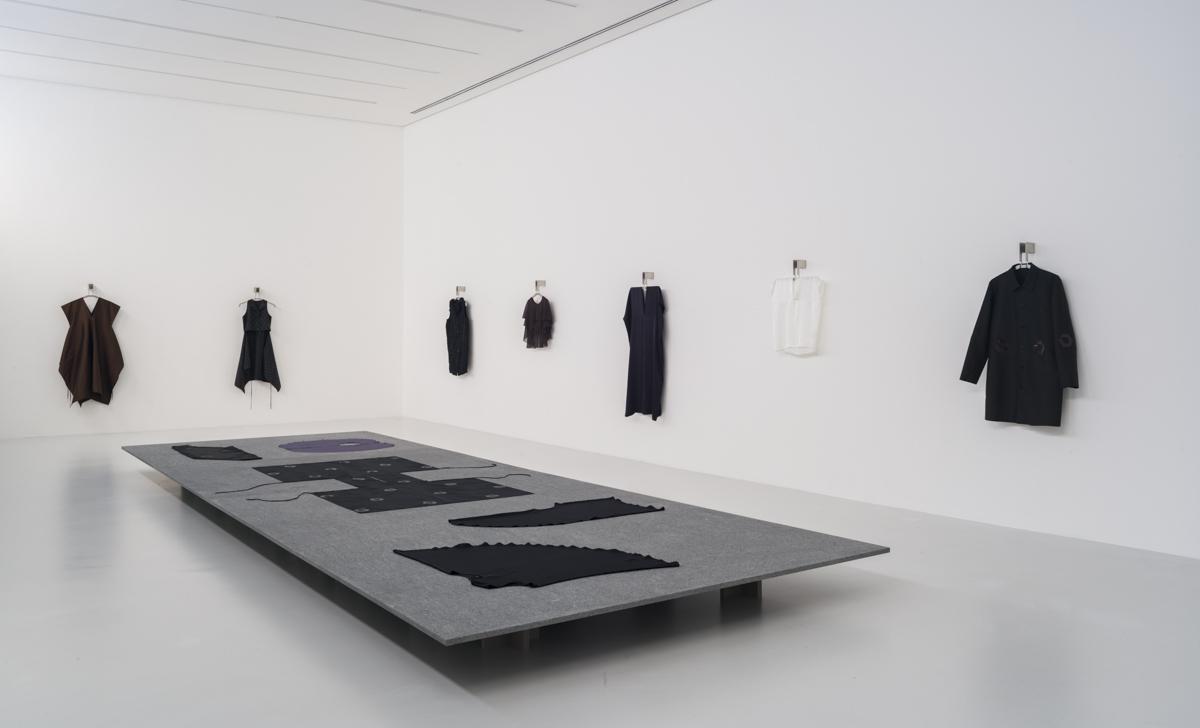 Exposição realizada na abertura do Projeto Roupas Abril/18 (Eduardo Ortega)