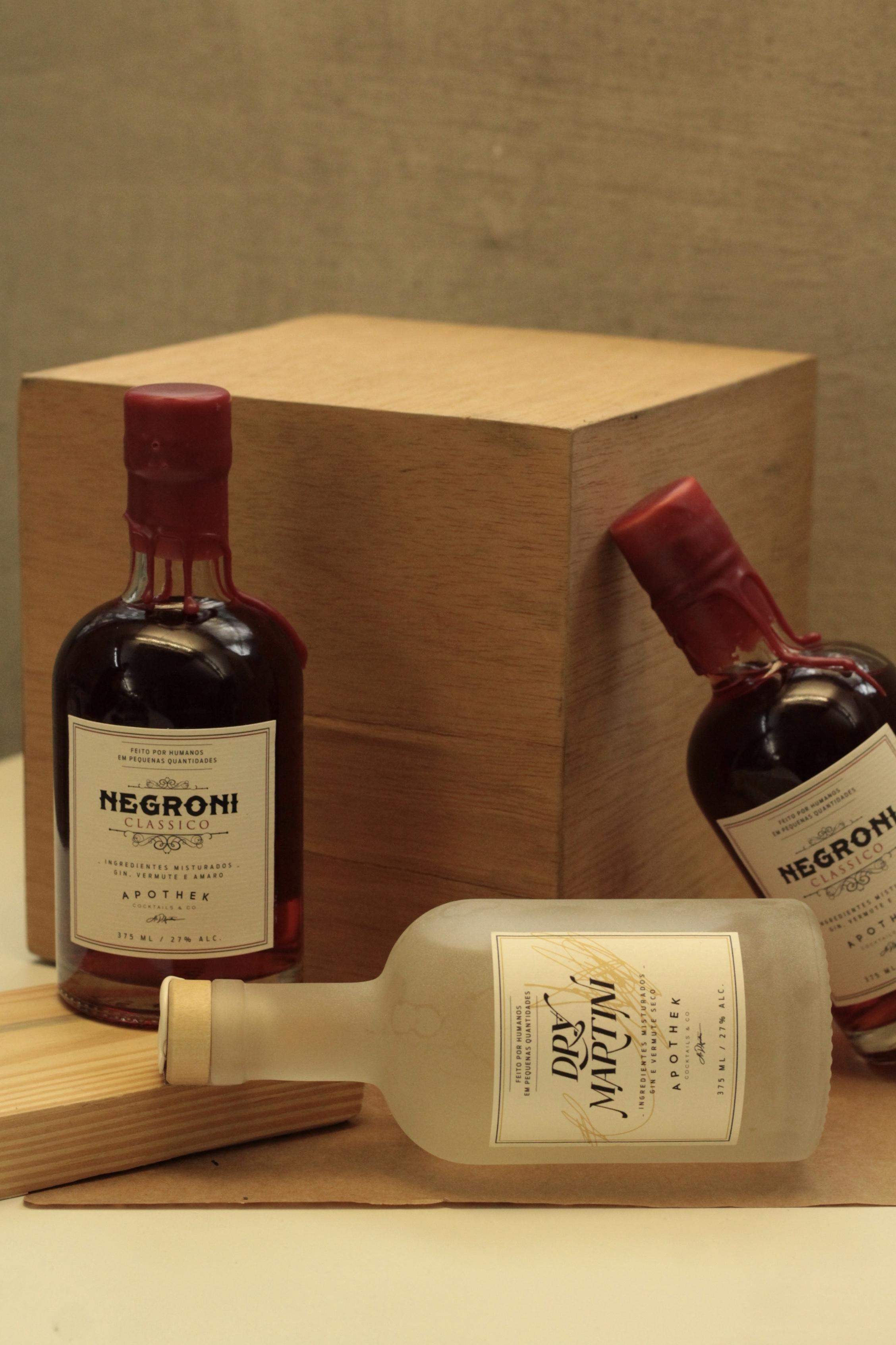 Dry Martini e Negroni | Apothek