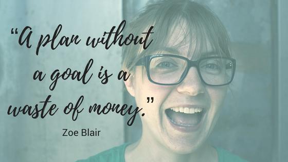 Zoe Blair, Lead Developer, Planning Team