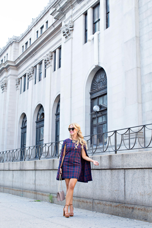 The Cape Dress | Edit by Lauren