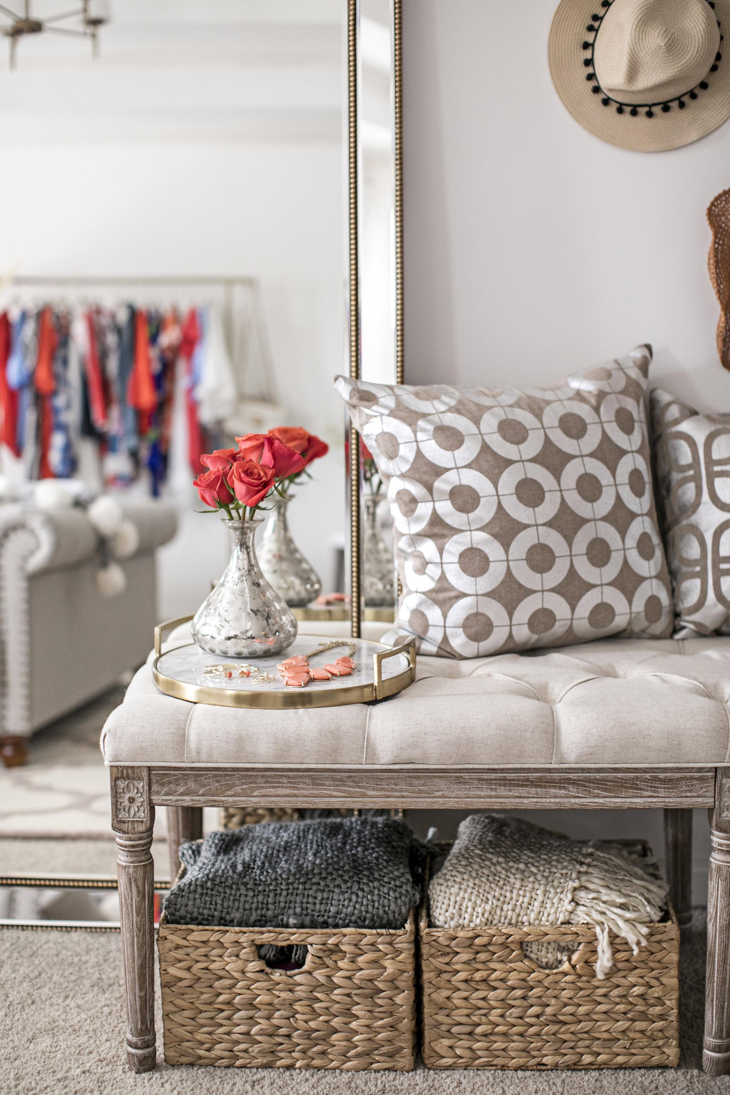 Master Bedroom Revamp || Edit by Lauren