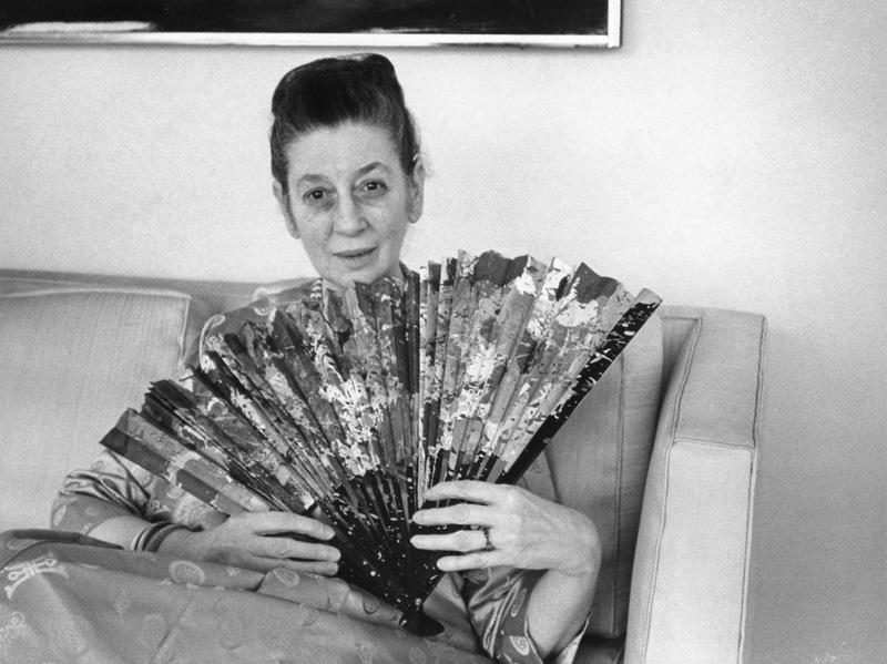 Florence Barron Portrait