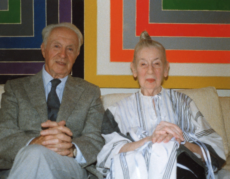Florence & Brooks Barron Portrait