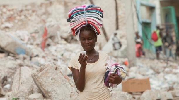 Photo credit: The Gates Foundation