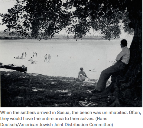 A long read about a Jewish refugee settlement in the Dominican Republic, one of the only places that was willing to welcome Jews fleeing Nazi Germany.  It didn't go particularly well .