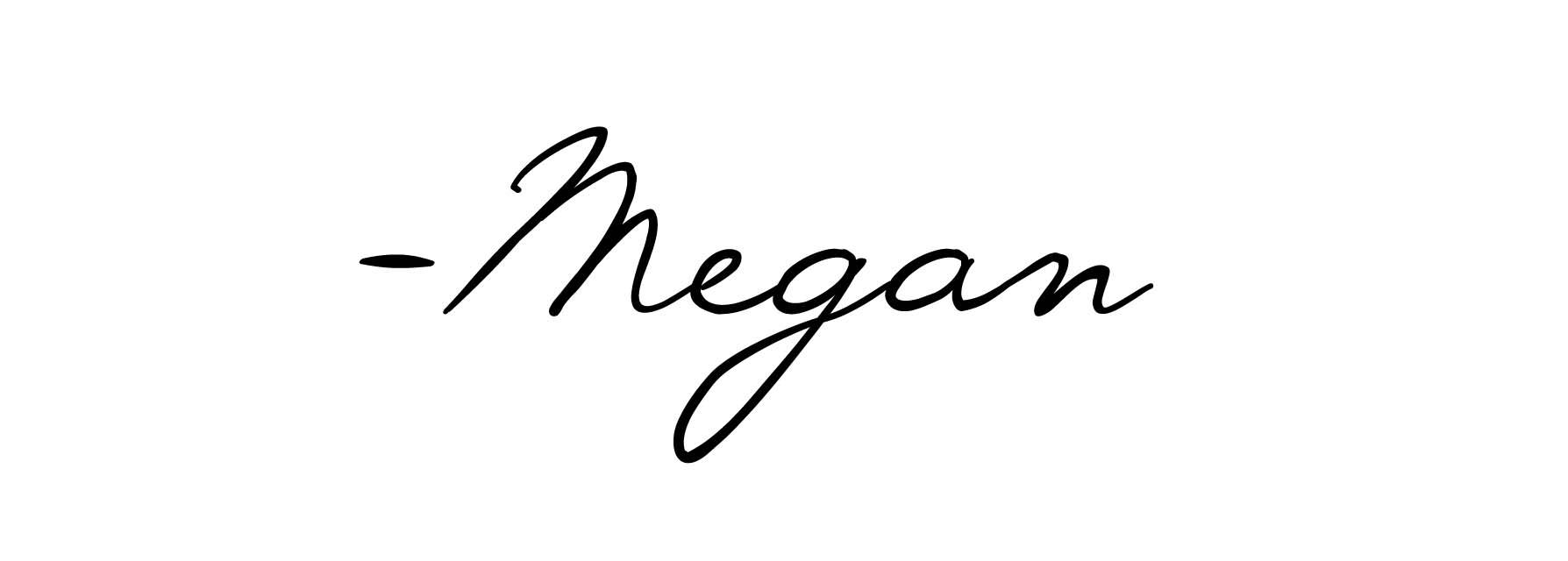 Darling Be Brave >> Blog Signature