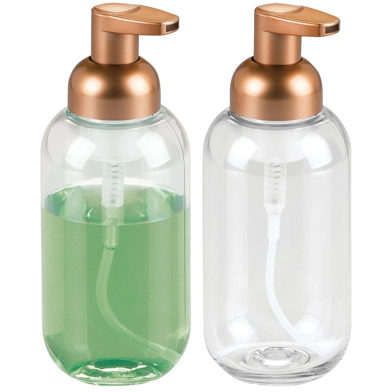 DBBE Copper Fomaing Soap Dispenser Plastic Bottle.jpg