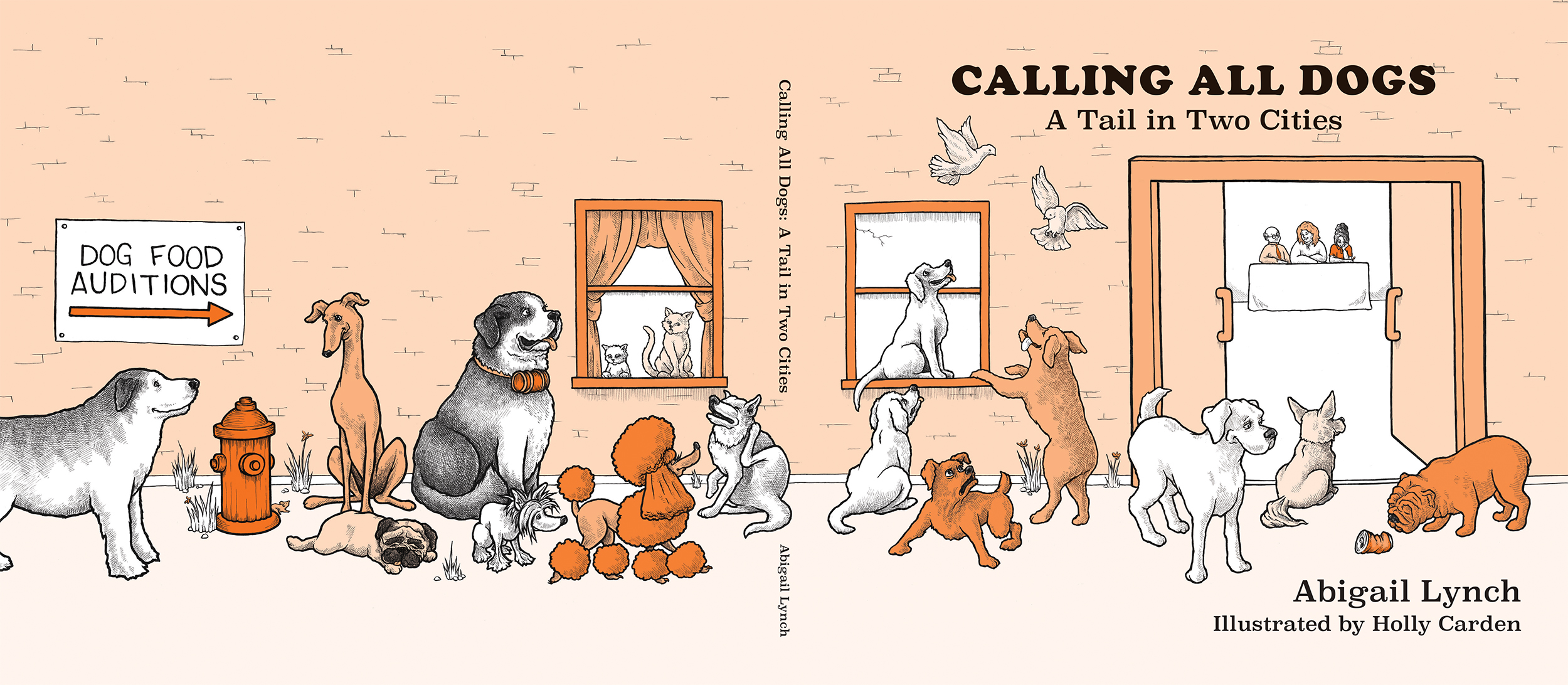 Calling All Dogs: A Tail in Two Cities by Abigail Lynch