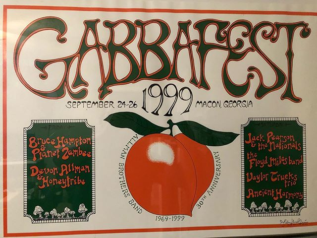 Our first show was the 1999 GABBAFest, so we are thrilled to announce we will be celebrating the 20th anniversary of that first show as part of the 2019 GABBAFest. Tickets on sale now.