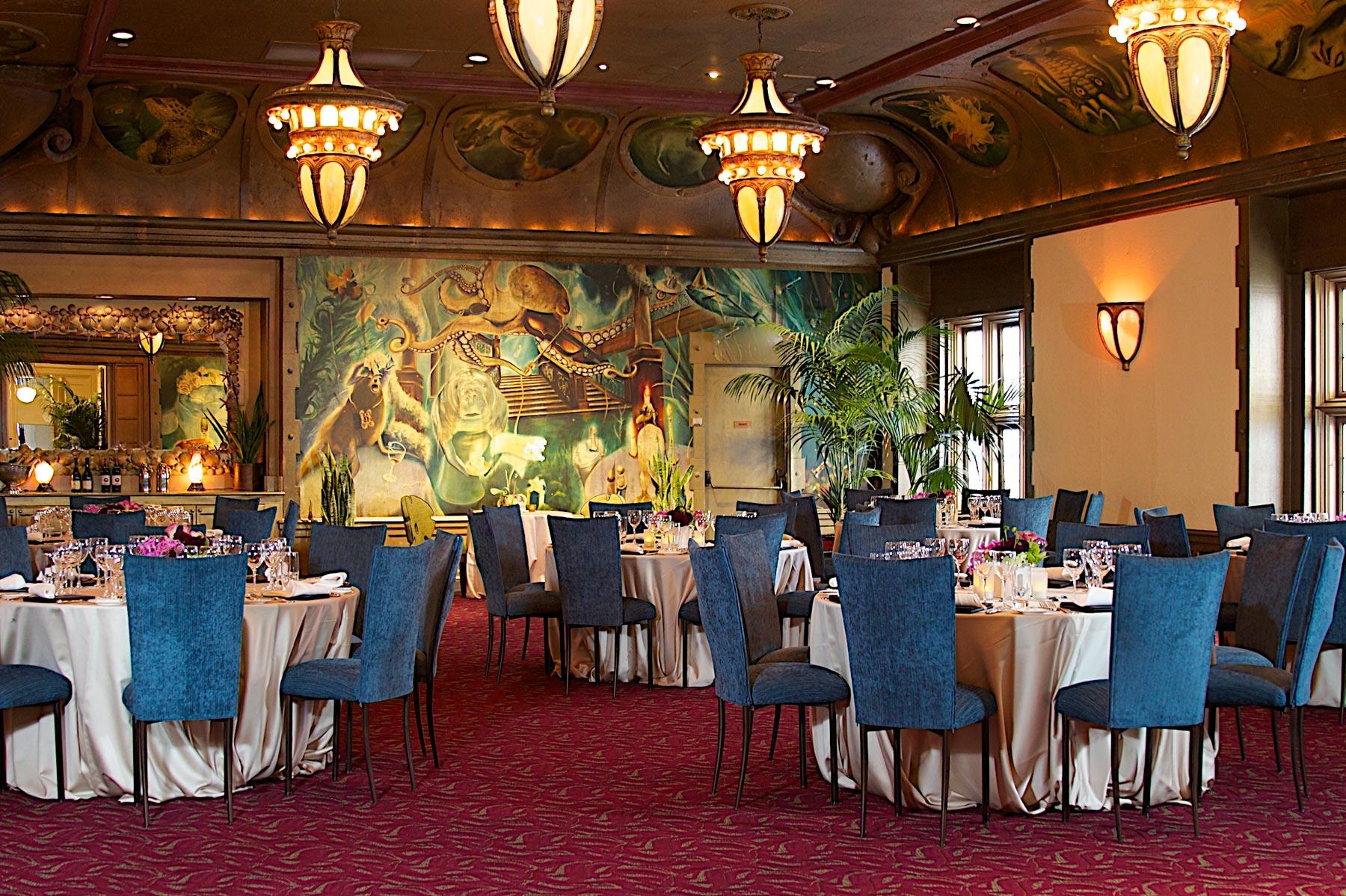 Classic Seafood Restaurant Top Coastal Cuisine San