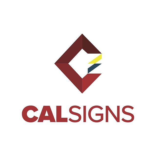 New logo! What do you guys think? #sacramento #elkgrove #roseville #citrusheights #ranchocordova #stockton #modesto #folsom #eldoradohills #signs #led #calsigns #losangeles #burbank #channelletters #vinyl #customsigns