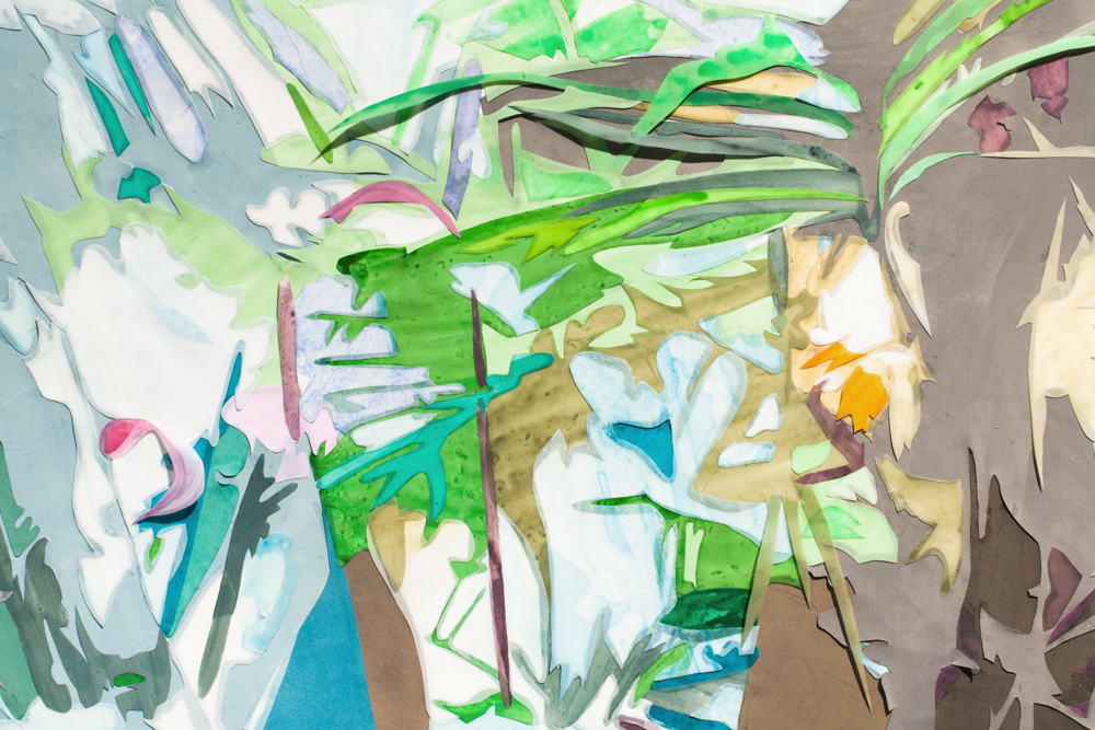 Naomi Reis    Borrowed Landscapes  August – September 2013