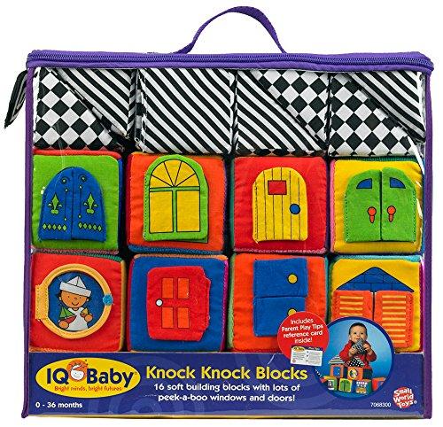 Knock Knock Blocks, BySmall World Toys