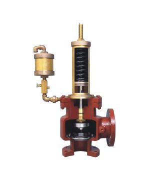 Válvula de Alivio de Presión para Aguas Residuales
