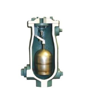 Válvula de AireCombinada (3funciones) para AguasResiduales
