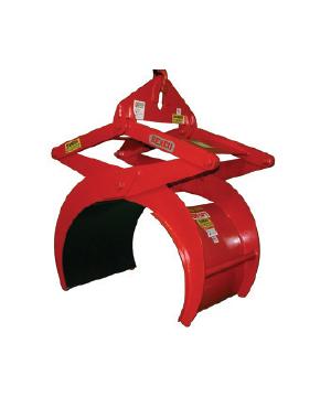 Útil Tipo Pinza para elManejo de Tubos de GranDiámetro