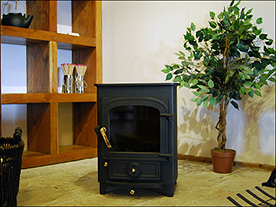 "Clearview Pioneer with 2"" legs, displayed in our showroom"
