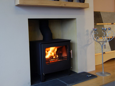 Westfire Series 2 as displayed in our showroom