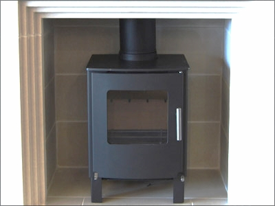 Our display Westfire Series 1, reduced for quick sale