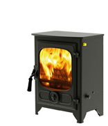 Charnwood Country 4, the little stove with a big heart!