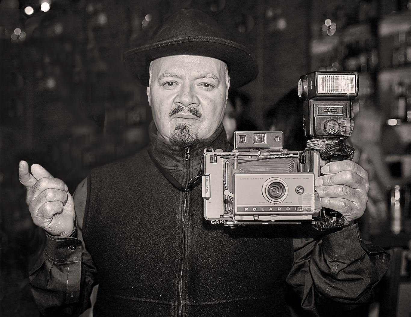 Michael - Kodak Land Camera Photographer