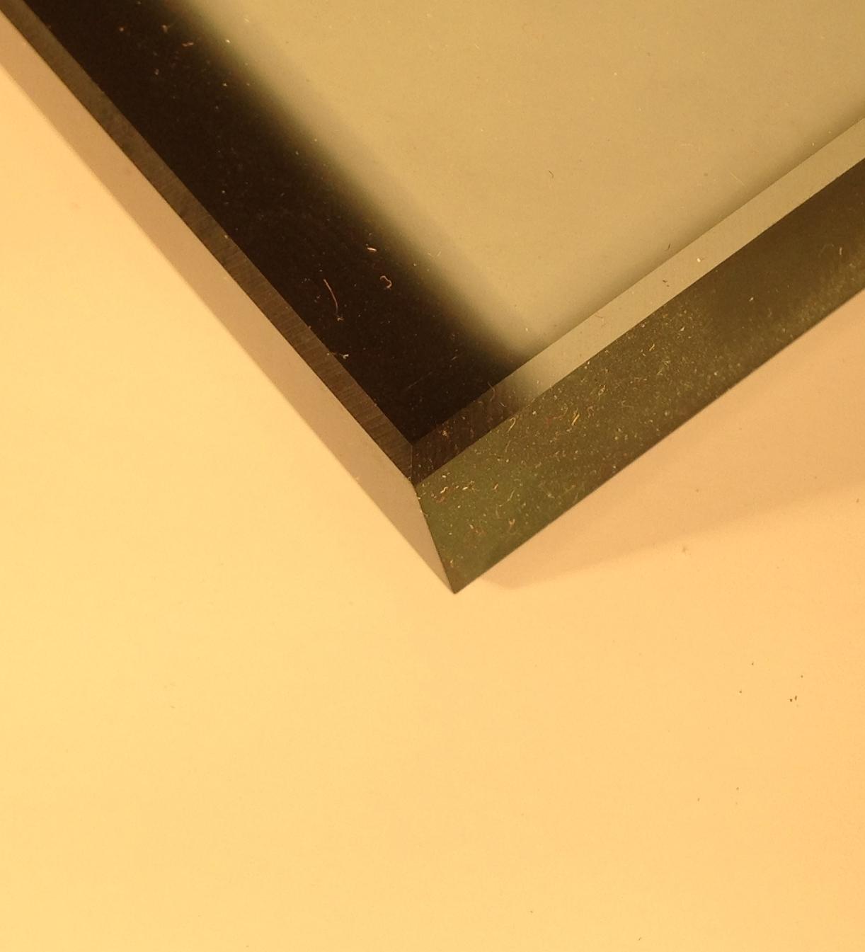 Flat Polished Corner