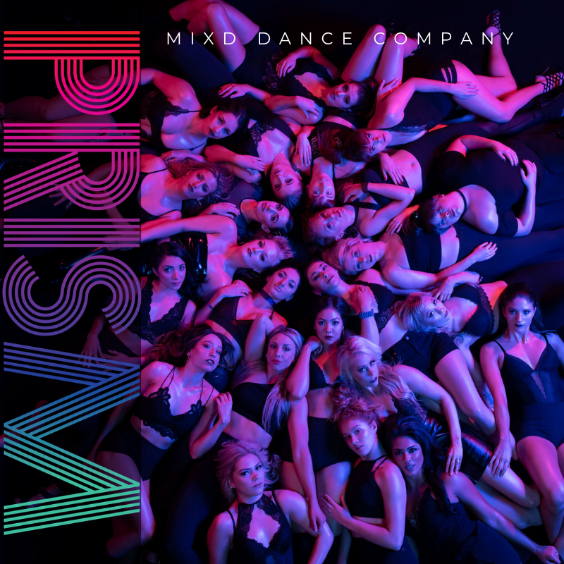 Mixd Dance Company Prism Show