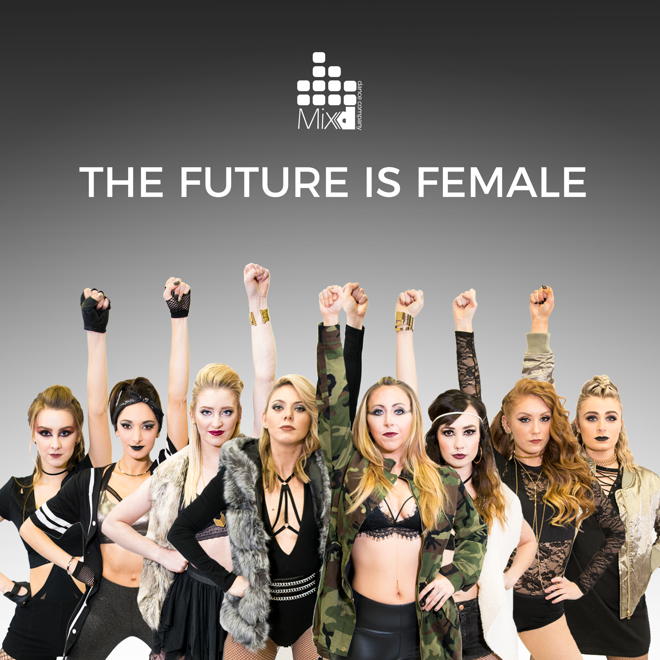 The Future is Female Mixd Dance Company