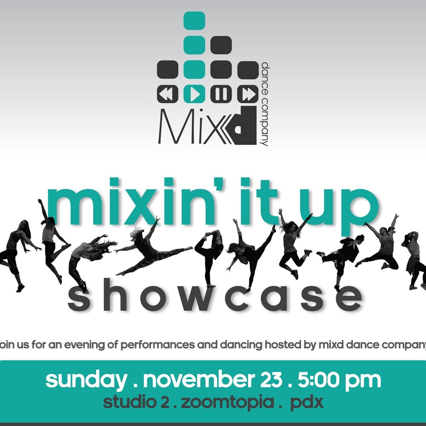 Mixed Dance Company Showcase