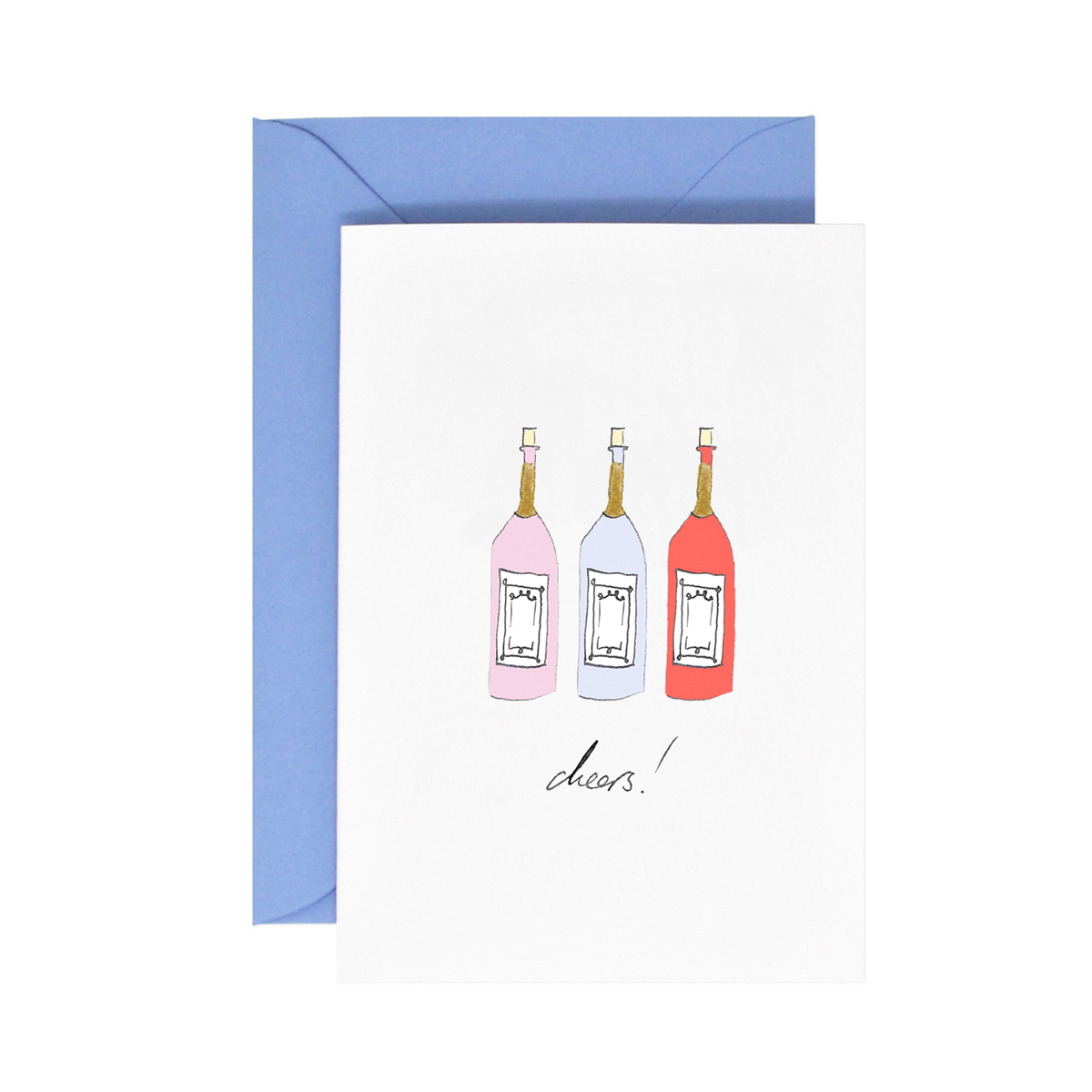 Cheers! Card  £3.50
