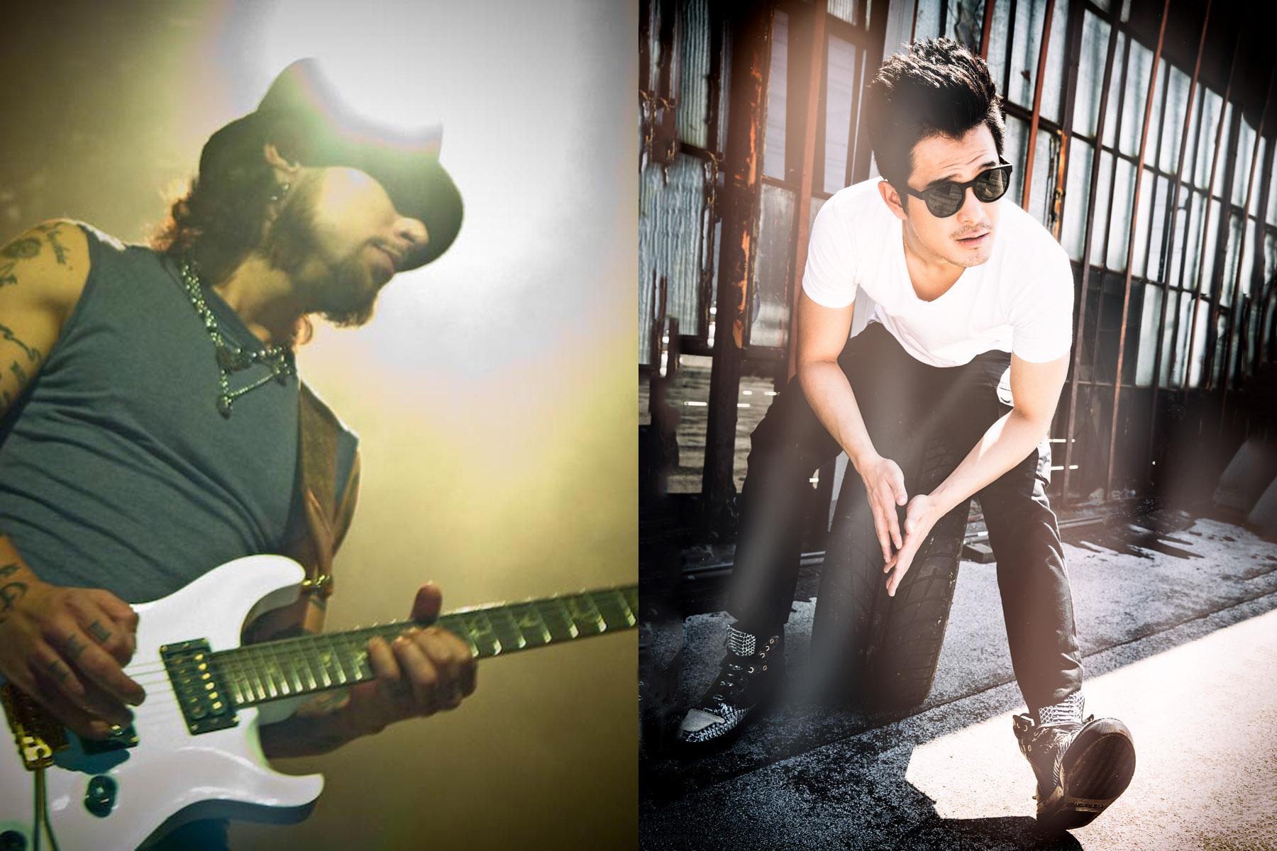 Dave Navarro/Wiltay