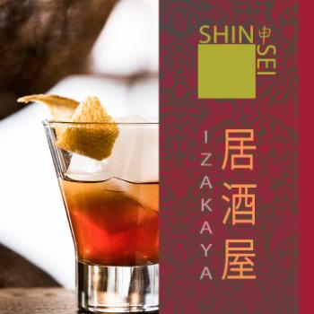 Shinsei Restaurant Dallas | Izakaya 5-6:30 in the Sakaya Room