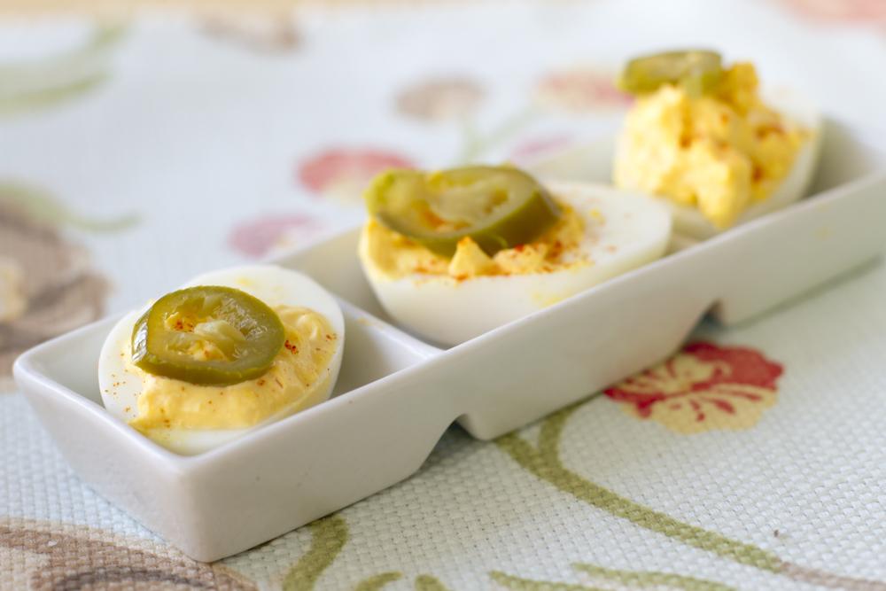 Chef Jeramie Robison at Home | Deviled Eggs