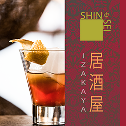 Shinsei Restaurant Dallas Izakaya Service at the Bar   M-F 5-6:30