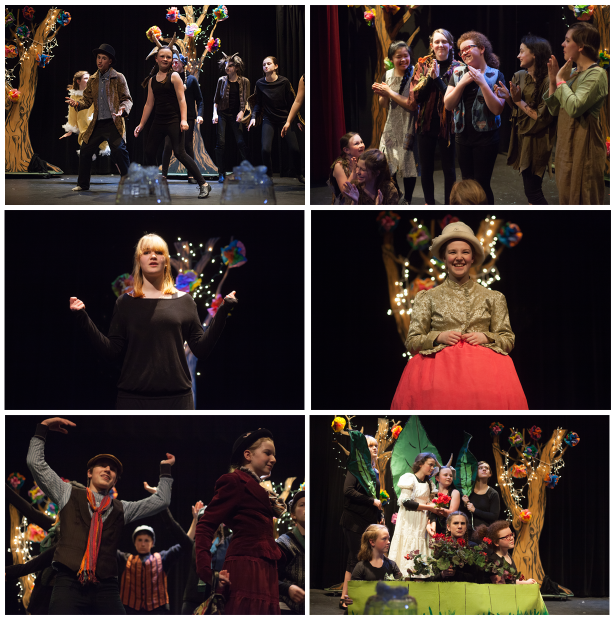 WCT's Raise the Curtain 2016, Photos by Lucy Brown