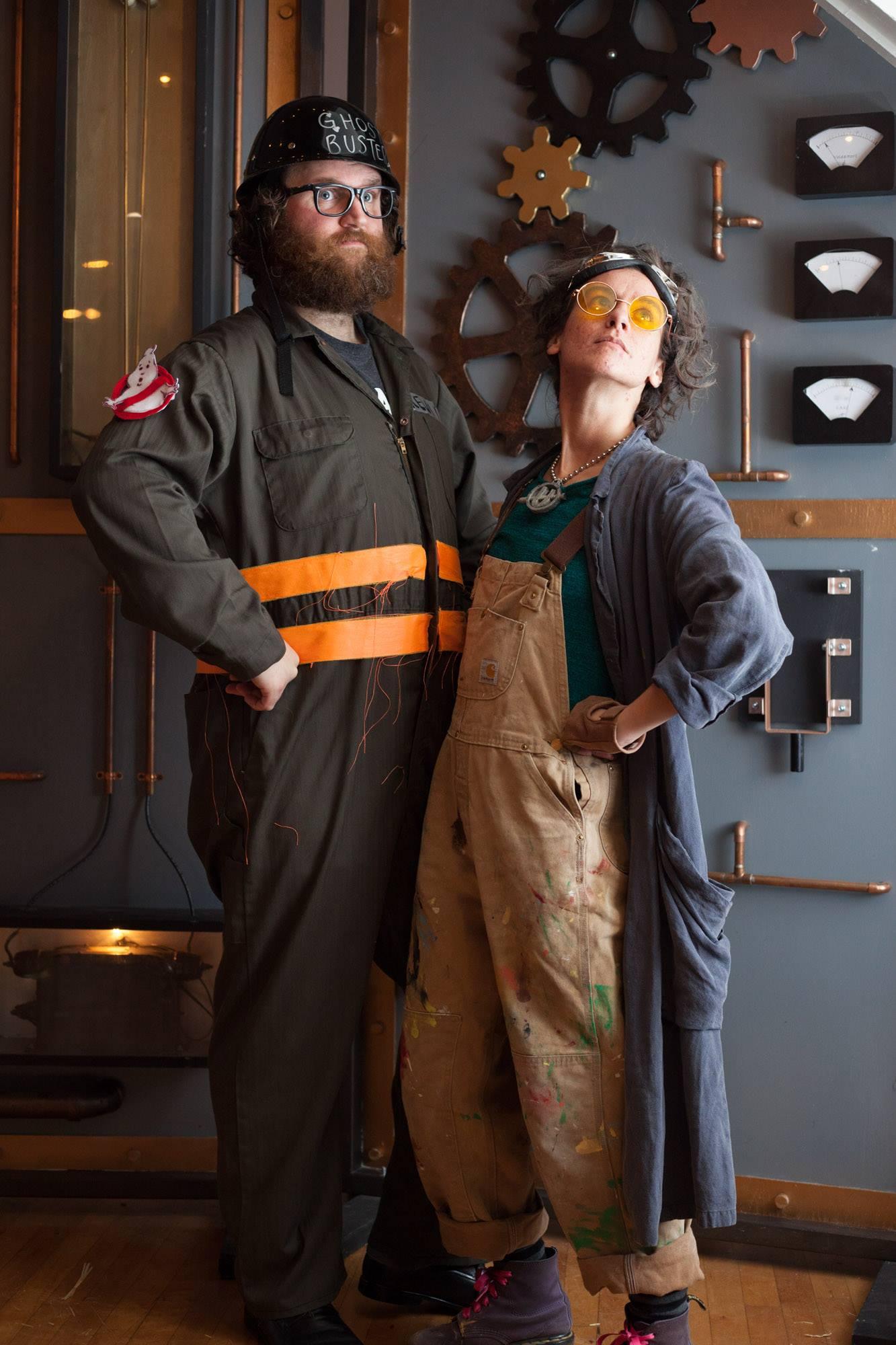 Michael & Kathryn at Monster Mash 2016 Photo by Joe Menth, Fine Balance Imaging + Printing