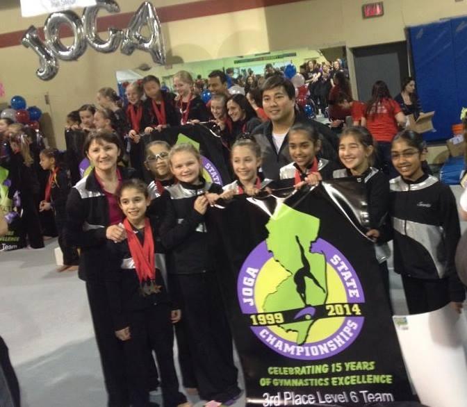 JOGA level 6 State Championship 2014