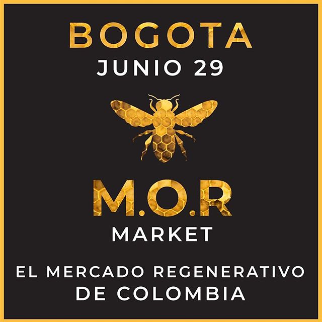 June 29th, if you are in Bogota come join us for the launch of our online regenerative market, our line of bone broth, and the Spanish version of our podcast, Masters of Regeneration Radio. We have a couple talks and some of the best food producers from/around Bogota. We are a curated market based on the 5 principles of regenerative nutrition and cuisine: local, clean, seasonal veggies, fermented foods, pastured meats, bone broth, offal/healthy fats. . Get your spot bit.ly/morcolombia . . #launch #mastersofregeneration #maestrosdelaregeneracion #bogota #colombia #onlinemarket #regenerativemarket #community #teamearth #teammor #food #healing #protectorsofthenaturalworld