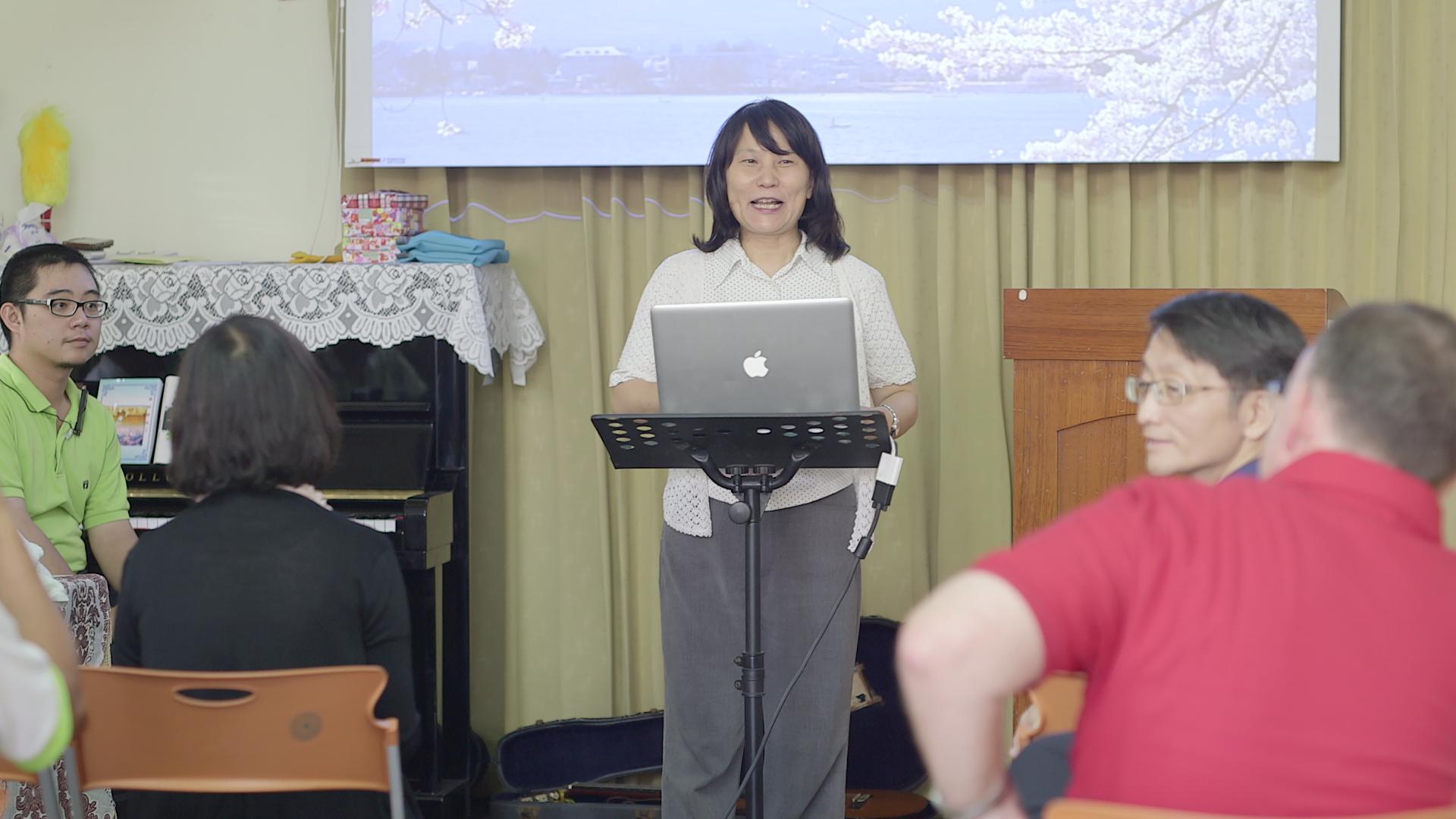 Tina, SEND International Japan