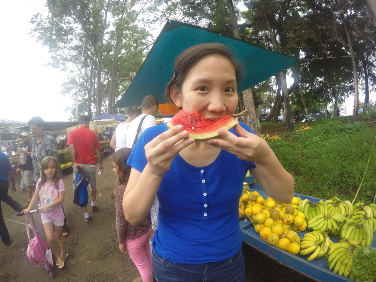 Melissa vs. Watermelon