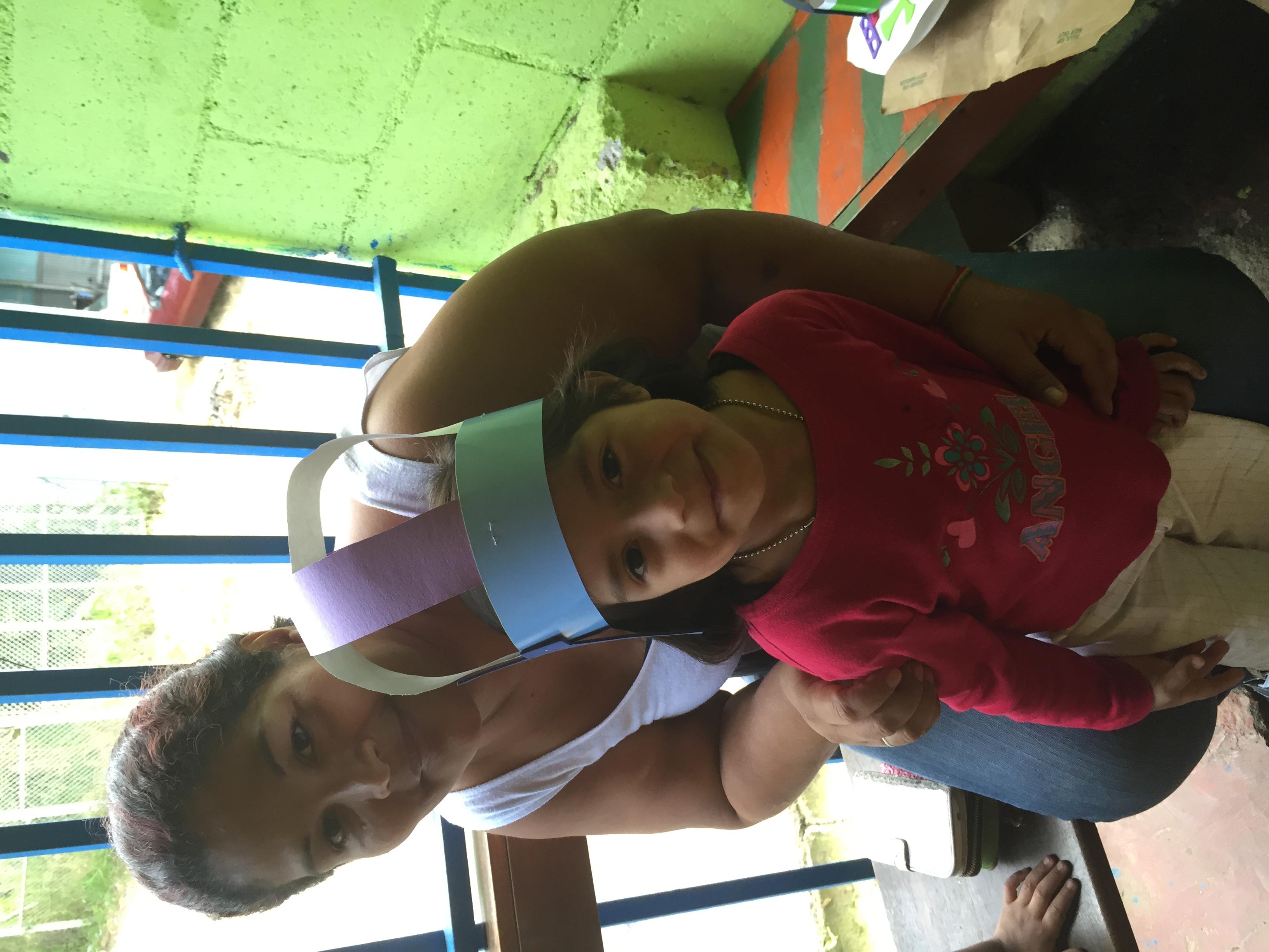 Sara and Tatiana